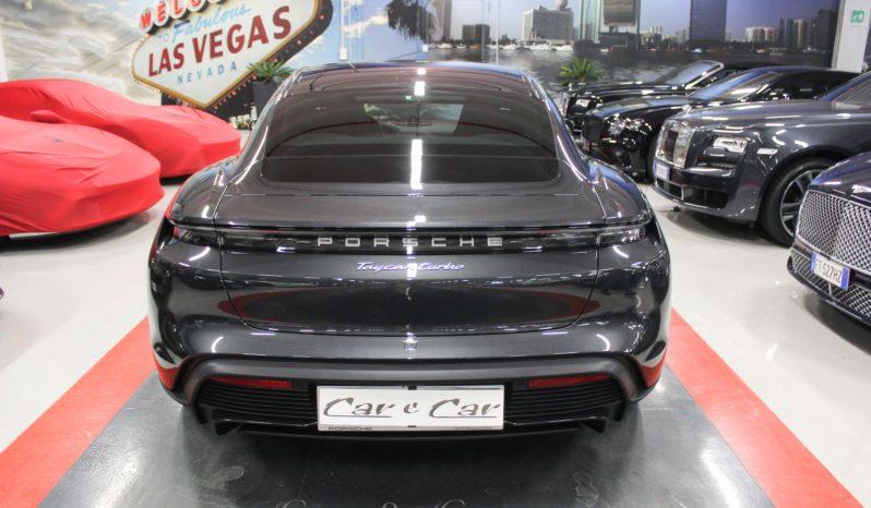 """Porsche Taycan Turbo """"Pronta Consegna"""" pieno"""